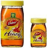 #10: Dabur Honey, 1kg with Free Dabur Honey, 250g