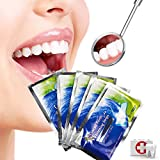 Set of 4 Professional Teeth Whitening Strips Dental Whitening Kit