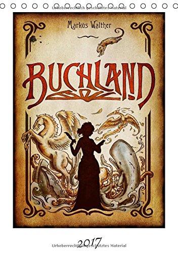 Buchseite und Rezensionen zu 'Buchland Tischkalender' von Markus Walther