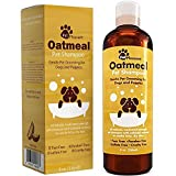 Best Dog Shampoo For Itchy Skins - Oatmeal Pet Shampoo for Dogs & Puppies Review
