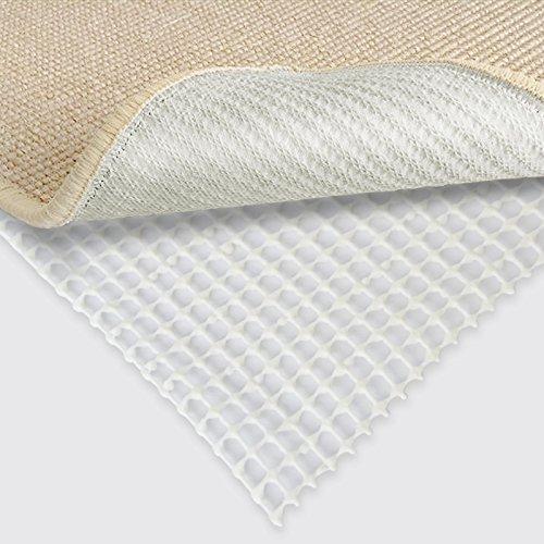 Casa PuraTeppich Rutsch Stopp: Teppichunterlage rutschfest | Anti-Rutsch Matte für Teppiche, Läufer uvm. | einfach zuschneidbar | REACH zertifizierter Gleitschutz (180 x 200 cm)