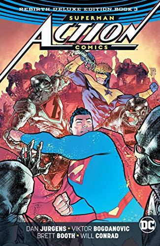 Superman - Action Comics (2016-): The Rebirth - Deluxe Edition: Book 3 (English Edition) -