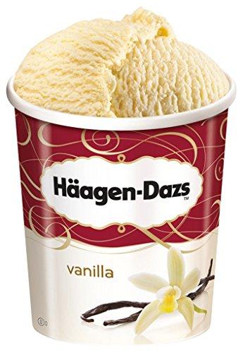 Häagen-Dazs – Vanilla Eiscreme Speiseeis – 500ml