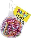 Unique Party 74006 - Remplissage de sacs de fête pour colliers de perles (6 par paquet)