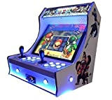 Arcade Machine Bartop Classics Pandoras BOX 4 (645in1) 2016 Two Player