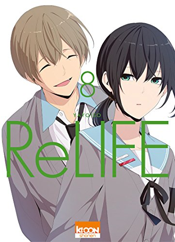 ReLIFE Edition simple Tome 8