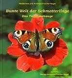Bunte Welt der Schmetterlinge: Das Tagpfauenauge - Heiderose Fischer-Nagel