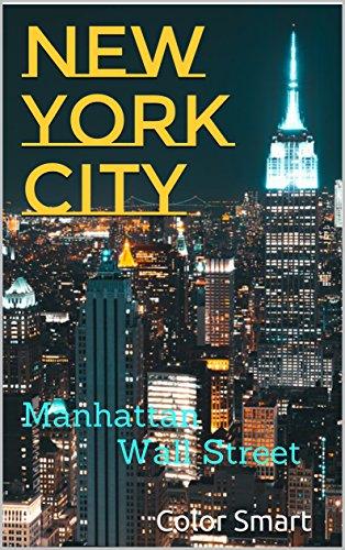 New York City: Manhattan Wall Street (Photo Book Book 33) (English Edition) - Radio City Music Hall Manhattan