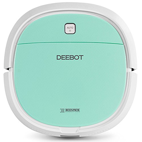 ECOVACS ROBOTICS DEEBOT MINI - Compact robot vacuum with Direct Suction (optimized for pet hair)