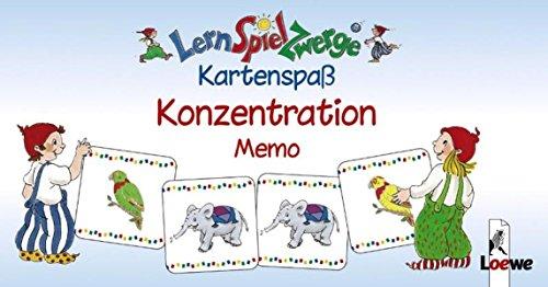 Konzentration - Memo