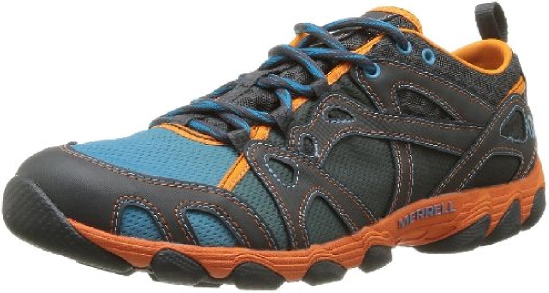 Merrell J24521 - Zapatos para hombre, color azul, talla