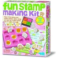 4M Fun Stamp Making Kit by 4M