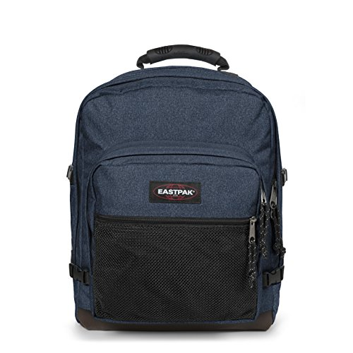 Eastpak Ultimate, Zaino Casual Unisex, Blu (Double Denim), 42 liters, Taglia Unica (42 x 32 x 26 cm)