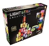 Light Stax Illuminated Blocks, 48-Piece Creative Set