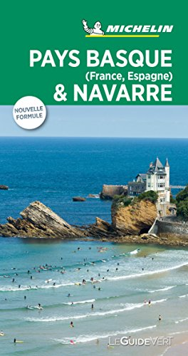 Guide Vert Pays Basque Michelin