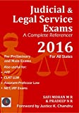 Judicial and Legal Service Exams - A Complete Referencer