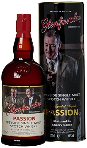 Glenfarclas Passion Sherry Cask mit Geschenkverpackung  Whisky (1 x 0.7 l)