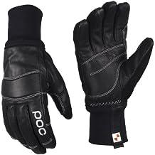 POC guantes muñeca Freeride, otoño/invierno, unisex, color Negro - negro, tamaño M