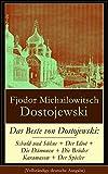 Image de Das Beste von Dostojewski: Schuld und Sühne + Der Idiot + Die Dämonen + Die Brüder Kara