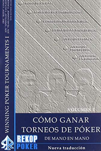 COMO GANAR TORNEOS DE POKER DE MANO EN MANO