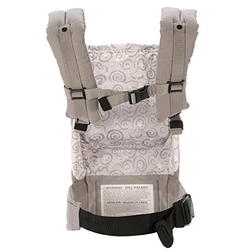 Ergobaby baby carrier collection original (5.5 – 20 kg), Galaxy Grey