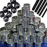 Mekanik Press and Pull Sleeve Kit Removal Install & Extracts Seal Bushes Bearings 27pc