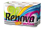 #9: Renova Active Toilet Paper 12 Rolls , 2 Ply , Very Absorbent And Strong , First Time In INDIA