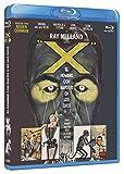 El Hombre Con Rayos X en los Ojos 1963 BD X: The Man with the X-Ray Eyes