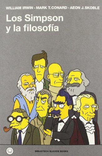 Los Simpson Y La Filosofía descarga pdf epub mobi fb2