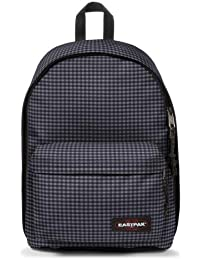 Eastpak Out of office Sac à dos - 27 L - Gingham Grey (Multicolore)