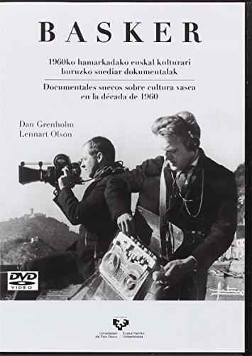 Basker. 1960ko hamarkadako euskal kulturari buruzko suediar dokumentalak / Documentales suecos sobre cultura vasca en la década de 1960