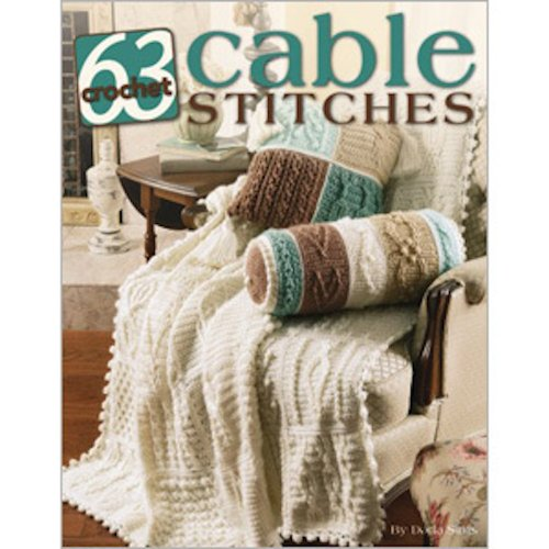 63 Cable Stitches to Crochet (English Edition)