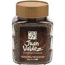 Juan Valdez, Café Soluble Liofilizado, 100% Café de Colombiano, ...