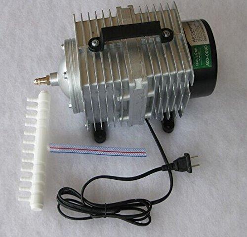 160 W Compresor De Aire Eléctrica Bomba de aire magnético para CO2 láser grabado para máquina de cortar aco-009e/CO2 Laser Engraver