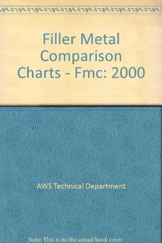 Filler Metal Comparison Charts - Fmc: 2000
