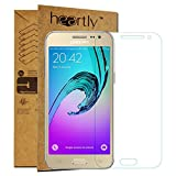 Heartly Samsung Galaxy J2 (2016) Sm-J210 / Samsung Galaxy J2 Pro Tempered Glass Protective 2.5D 0.3mm Pro 9H Hardness Toughened Screen Protector