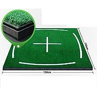 Jia He Tapetes de Golf Práctica de práctica de Golf en Interiores Putt Practice Mat 2 Color Opcional @ (Color : 2#)