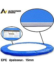 Coussin de protection pour trampoline 245cm ,305cm , 366cm , 396cm ,426cm Coussin de Ressorts pour Trampoline -Diameter approx. ( 8 ,10 , 12 , 13 ,14 FT)