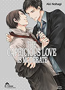 The Capricious Love is Moderate Edition simple One-shot
