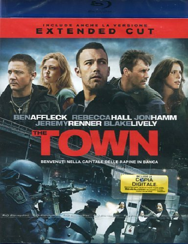 the town - (blu-ray) - vn