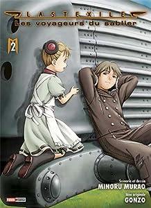 Last Exile : Les voyageurs du sablier Edition simple Tome 2