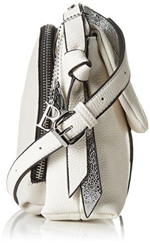 Bulaggi Boudin Crossbody, sac bandoulière Weiß (white)