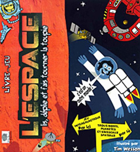 L'Espace (Livre Jeu) par Jill Sawyer