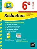 Collection Chouette: Redaction 6e (11-12 Ans) by Annick Chekroun (2014-01-08)