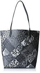 Ladida Ladida Collection Womens Satchel (Black Mix) (2017-23 BLACK MIX)