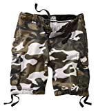 Surplus Herren Cargo Shorts Savage, Größe M