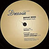 Gamat 3000 - Permanent Funk - Dessous Recordings - dessous 08