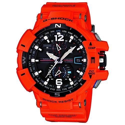 Casio - Unisex Watch - GW-A1100R-4AER