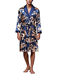 a771a4a703 Amazon.co.uk  Dressing Gowns   Kimonos  Clothing