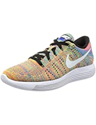 Nike Lunarepic Low Flyknit, Zapatillas de Running para Hombre